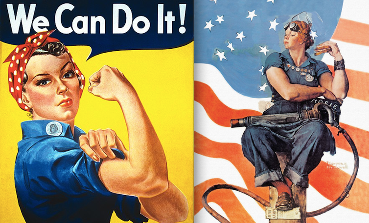 How One 'Rosie the Riveter' Poster Won Out Over All the Others and Became a Symbol of Female Empowerment