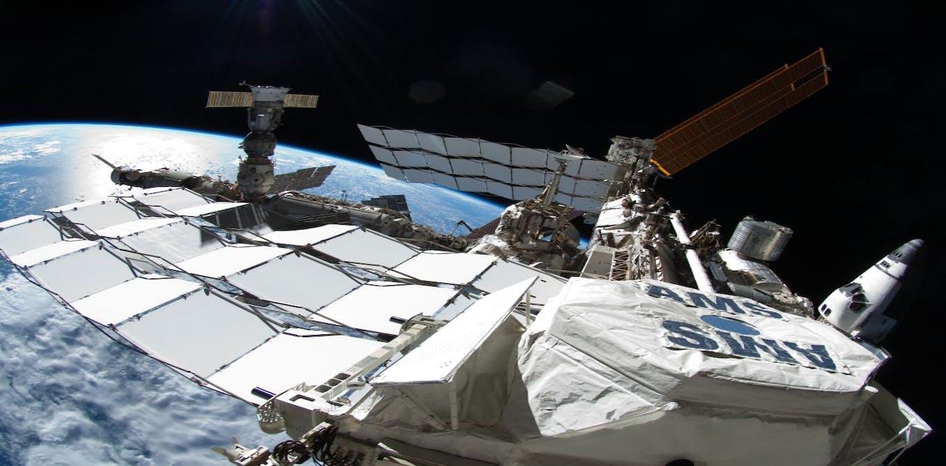 dark matter space station - photo #14