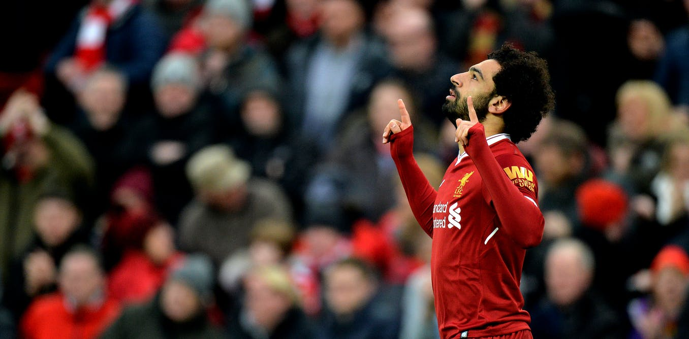768299edd35 The  Mohamed Salah Effect  is real – my research shows how he inspires  Egyptian youth