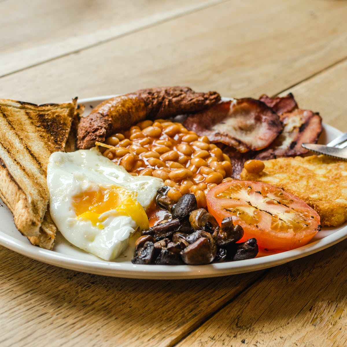 How Brexit will affect each ingredient of the full English