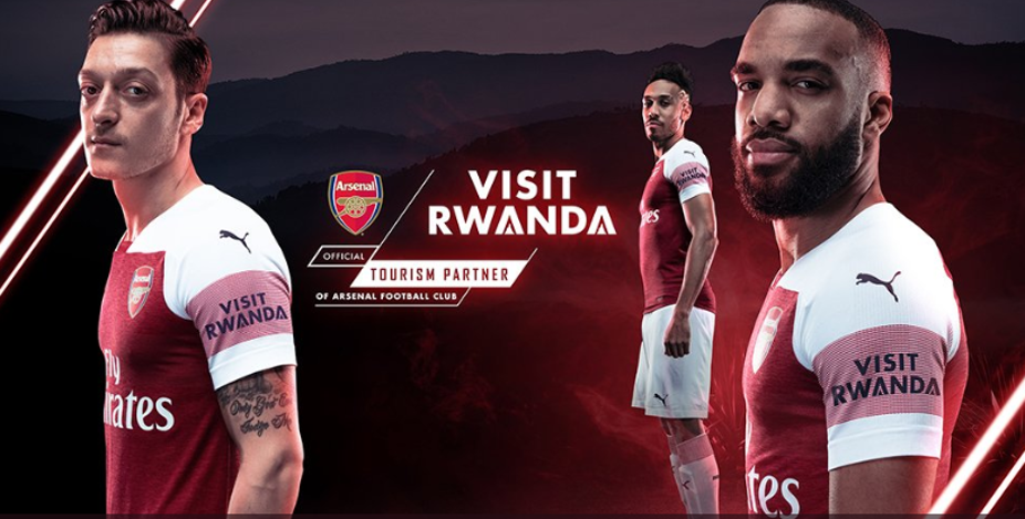 When the poor sponsor the rich: Rwanda and Arsenal FC