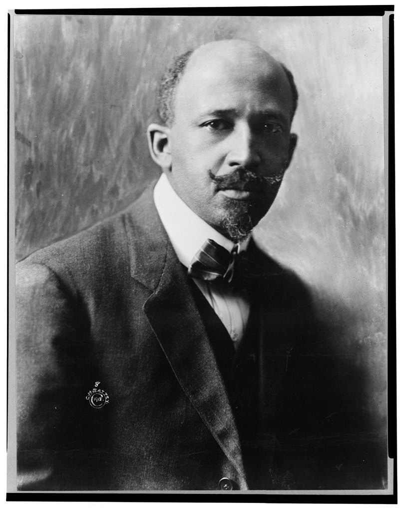 the life and works of web dubois Amazoncom: the autobiography of w e b du bois (the oxford w e b du  bois): a soliloquy on viewing my life from the last decade of its first century.