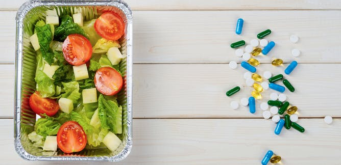 Study Links Dietary Supplement To Brain >> Dietary Supplements News Research And Analysis The Conversation