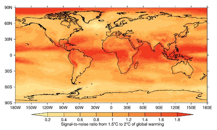 Why blowing the 1.5C global warming goal will leave poor tropical nations sweating most of all