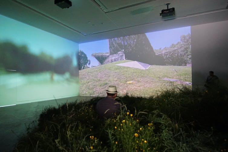 Australia's fragile grasslands at the Venice Biennale