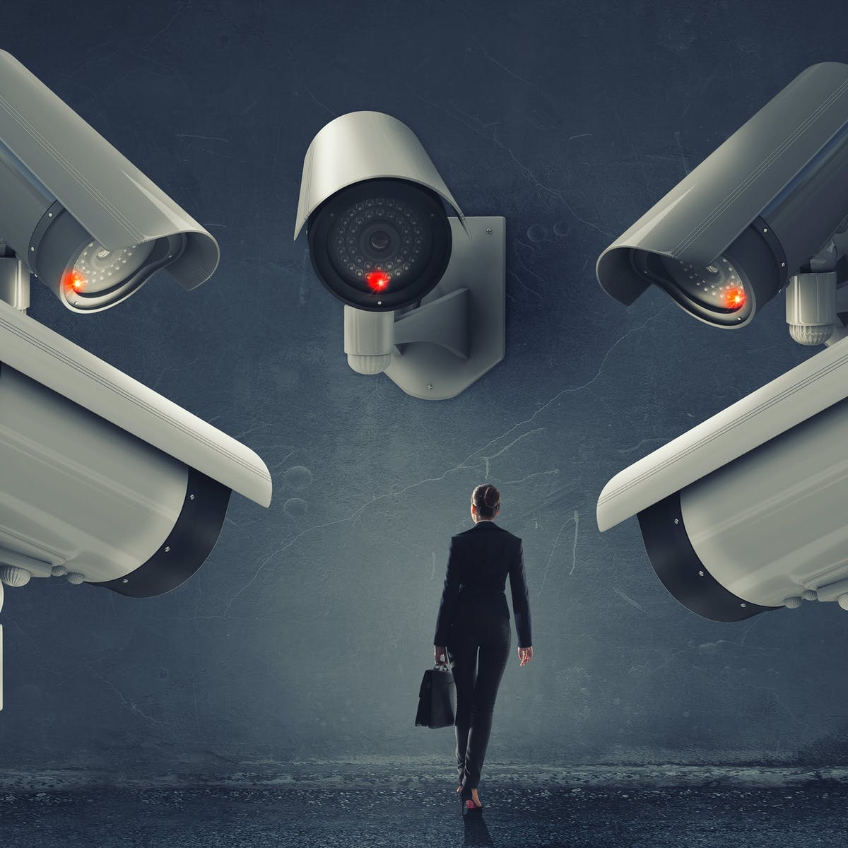 How CCTV surveillance poses a threat to privacy in South Africa
