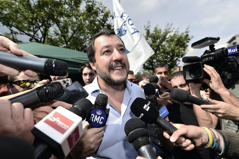 Italy How Matteo Salvini Sacrificed Bid For Northern Autonomy To Save The League