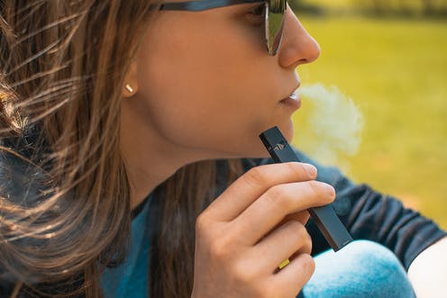 Juul: Why a trendy e-cig is causing a social – and public health