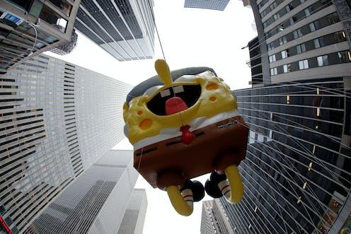 SpongeBob's Bikini Bottom is based on a real-life test site for