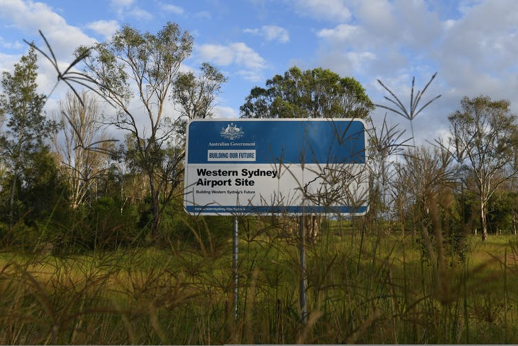 Western Sydney Aerotropolis won't build itself – a lot is riding on what governments do