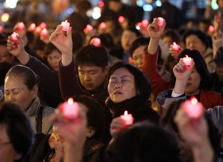 For many South Korean Christians, reunification with the