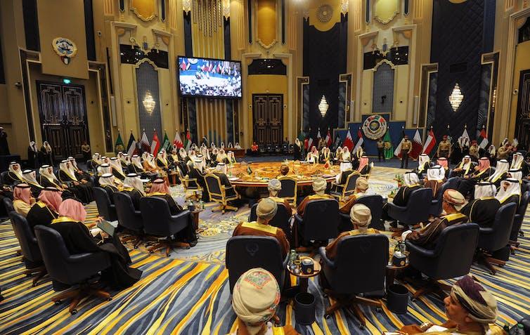 Saudi Arabia's standoff with Qatar continues – and Donald Trump has
