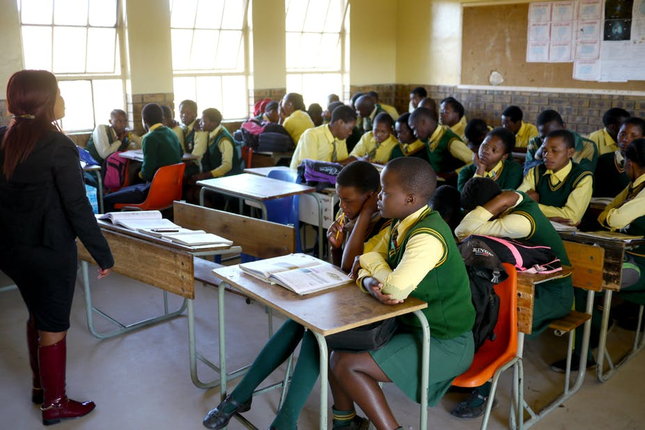 South Africa wants to make history compulsory at school  But