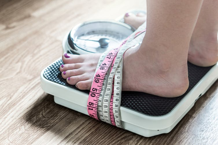 how to overcome eating disorder
