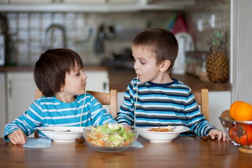 Image result for Offering children a variety of vegetables increases acceptance