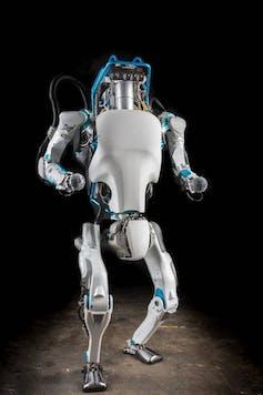 Boston Dynamics' human-like robot
