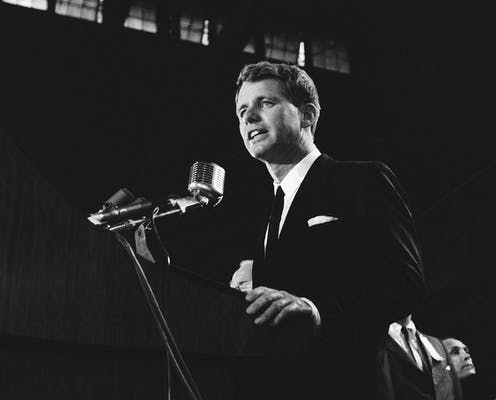 Robert Kennedy Why Cant You Actually >> Robert Kennedy Improbable Liberal Hero