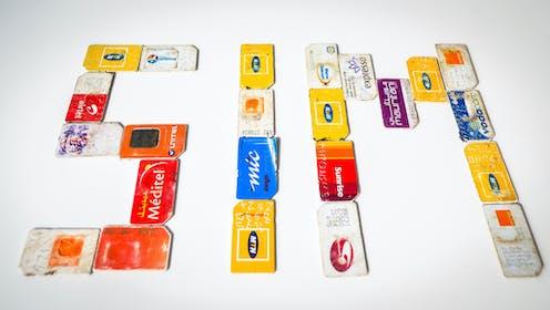 Curious Kids: How do SIM cards make a phone work?