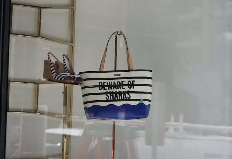 Kate Spade, the archetypal New Yorker, sold whimsical, affordable luxury to women