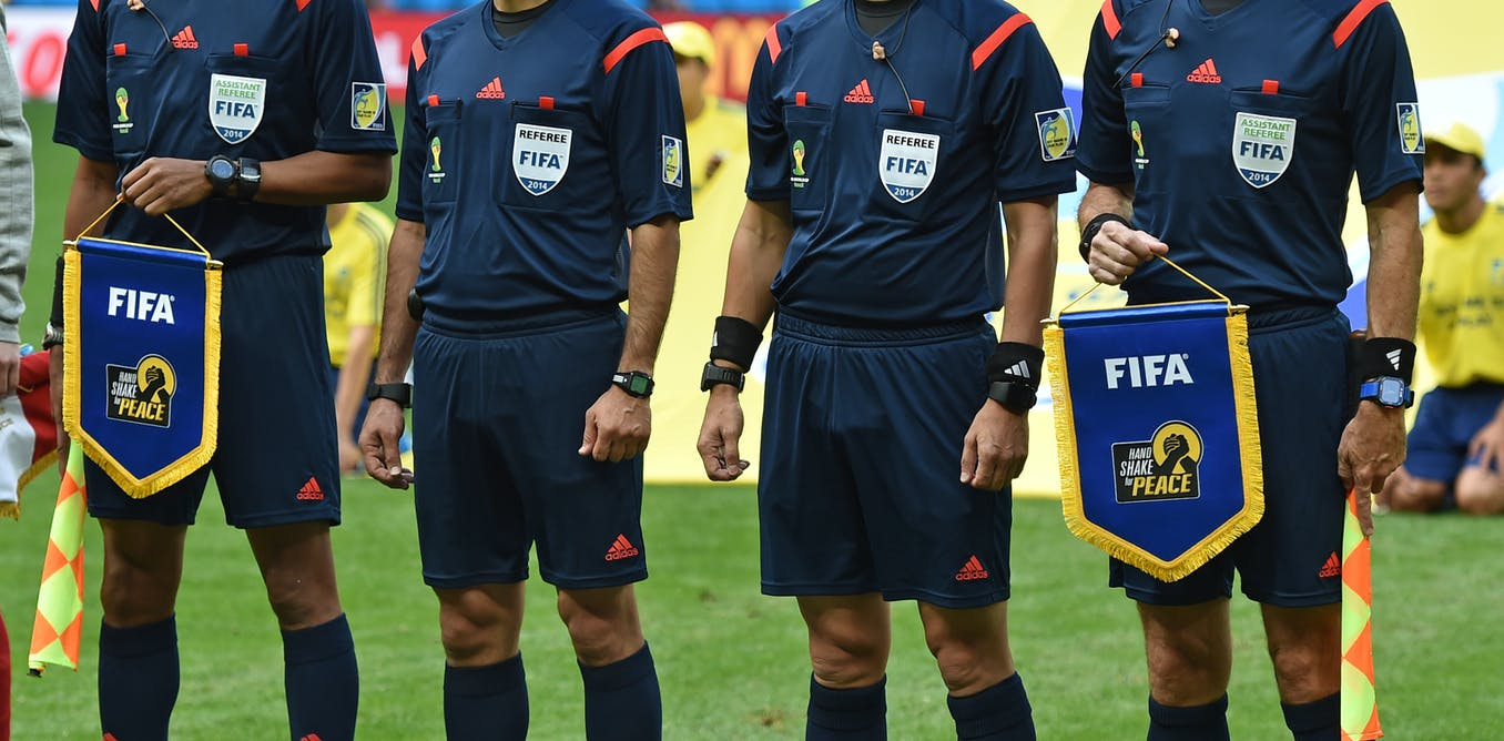 5ac3e2940 Why African football fans should welcome video assistant referees at the World  Cup