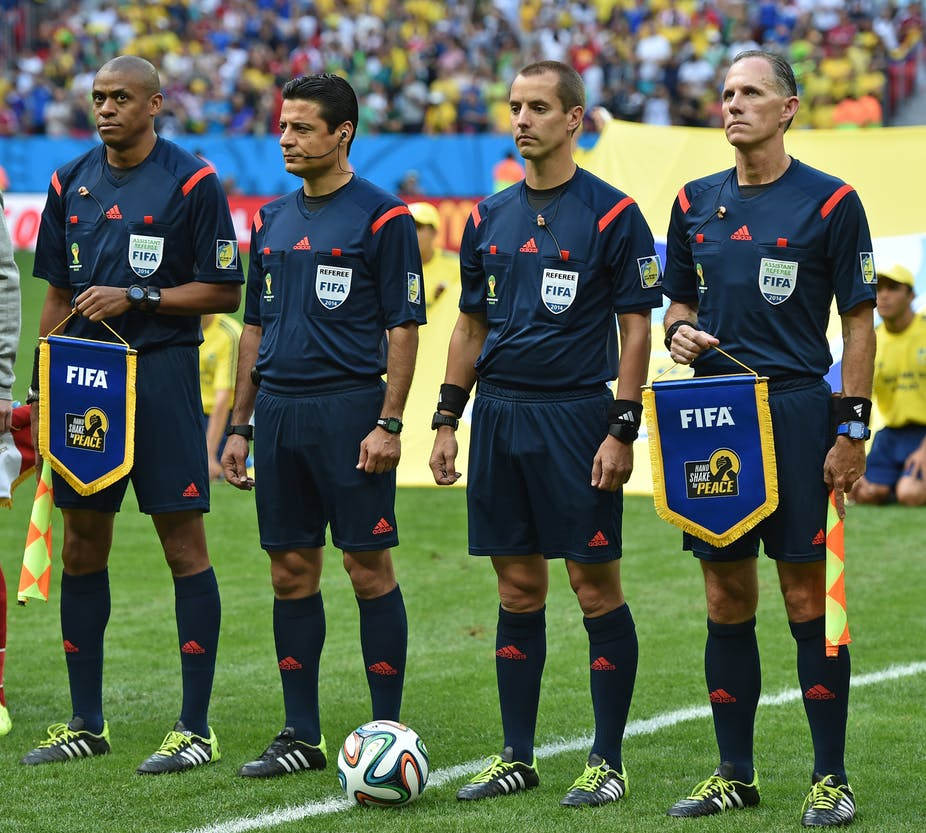 521cdf035 Why African football fans should welcome video assistant referees at the  World Cup