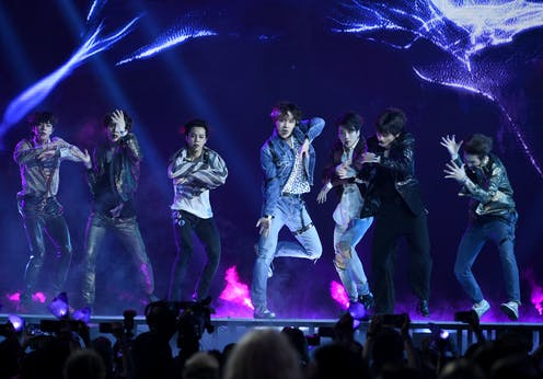 How Korean boy band BTS toppled Asian stereotypes – and took America