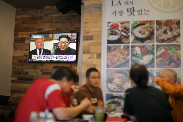Trump scorns US media, but just try being a journalist in North Korea or Mexico