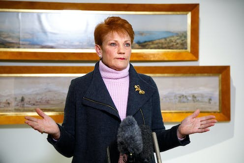 Twenty years on, One Nation is still chaotic, controversial and influential