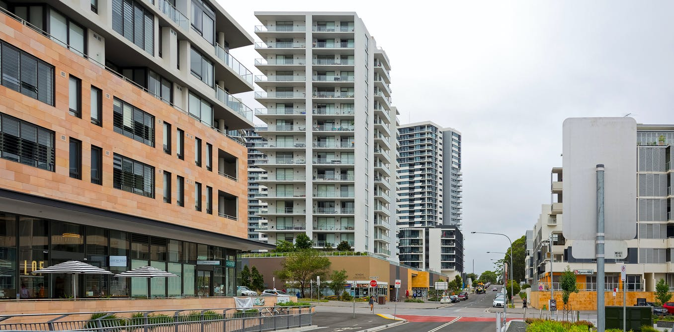 Higher density and diversity: apartments are Australia at ...