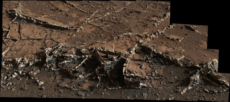 Rover Detects Ancient Organic Material On Mars – And It Could Be Trace Of Past Life
