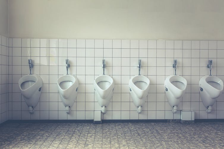 More than 1800 council run public toilets have closed in the last decade.
