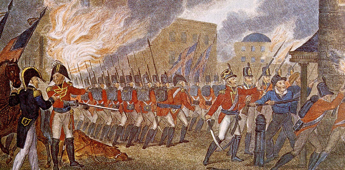What Donald Trump Doesn T Know About The War Of 1812