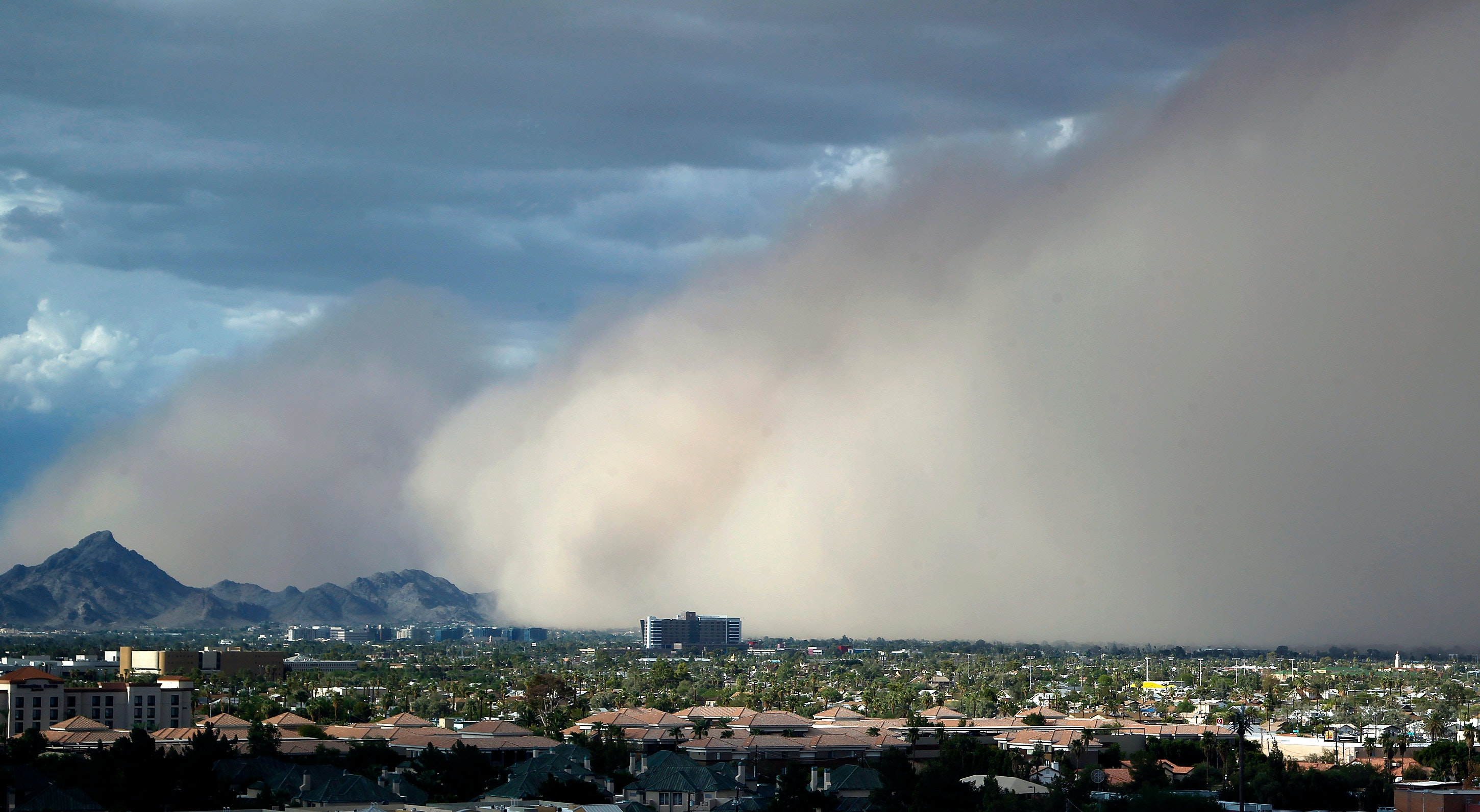 Increased deaths and illnesses from inhaling airborne dust: An understudied impact of climate change