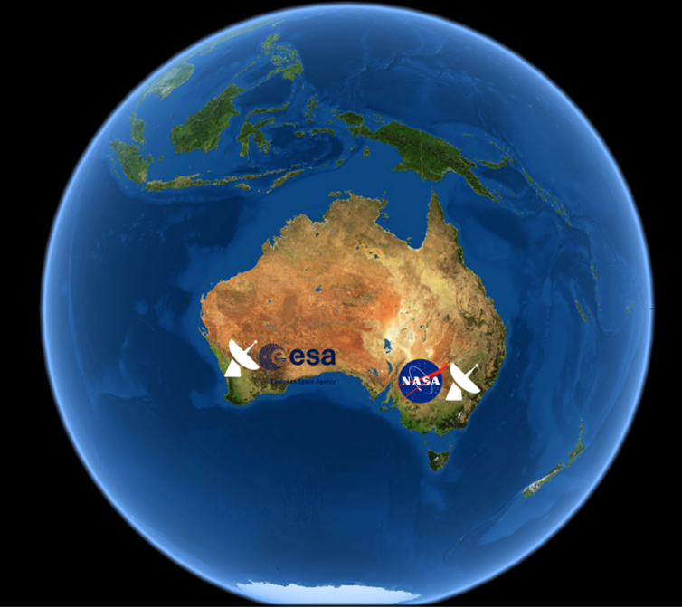 The big global space agencies rely on Australia – let's turn that to