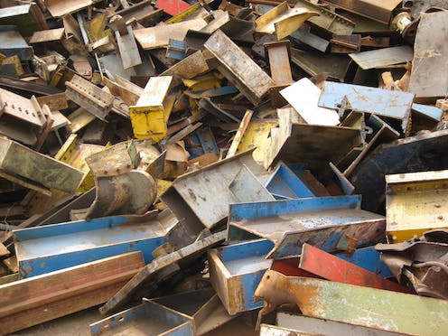 How recycling more steel and aluminum could slash imports without a
