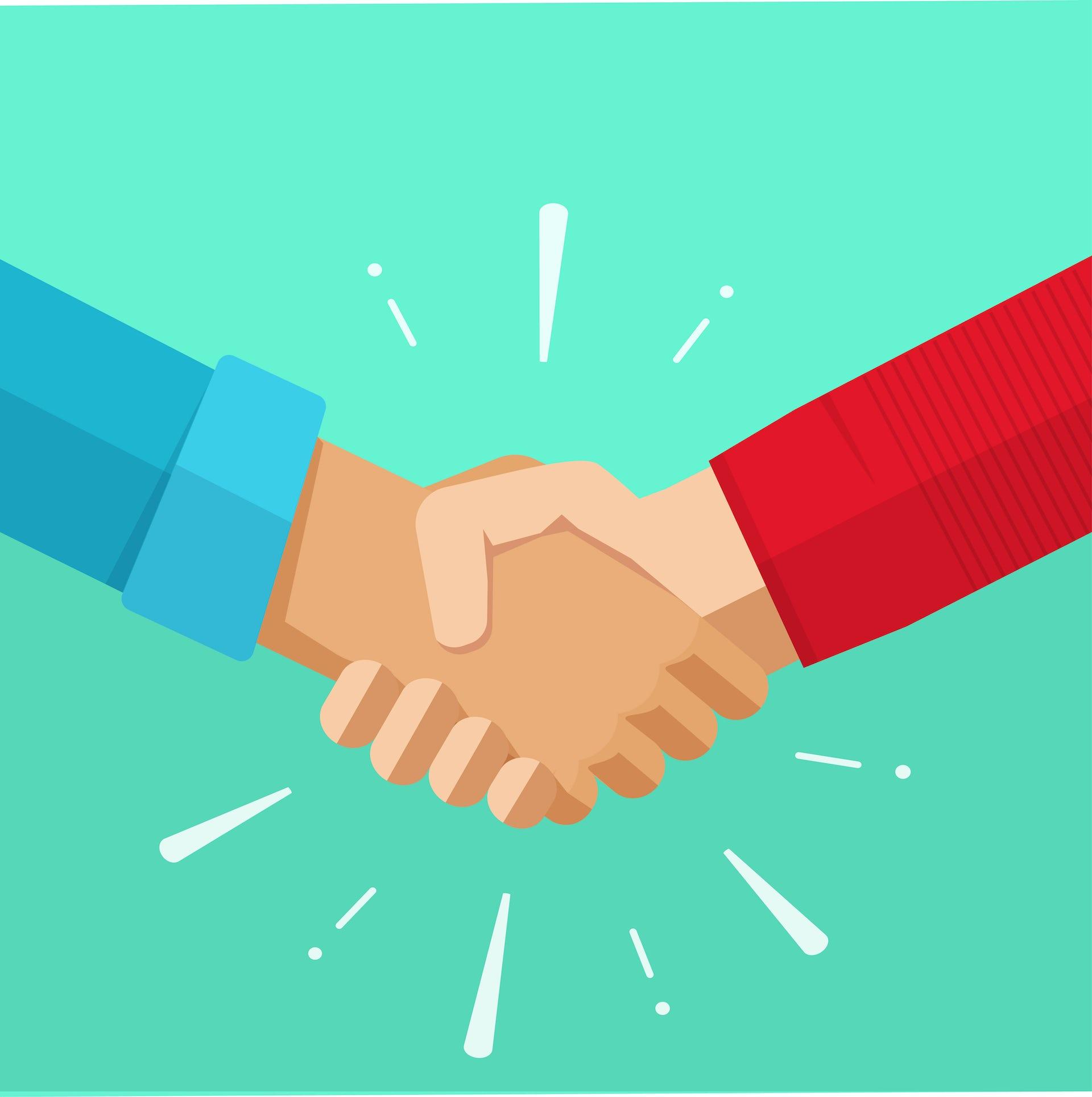Image result for shaking hands