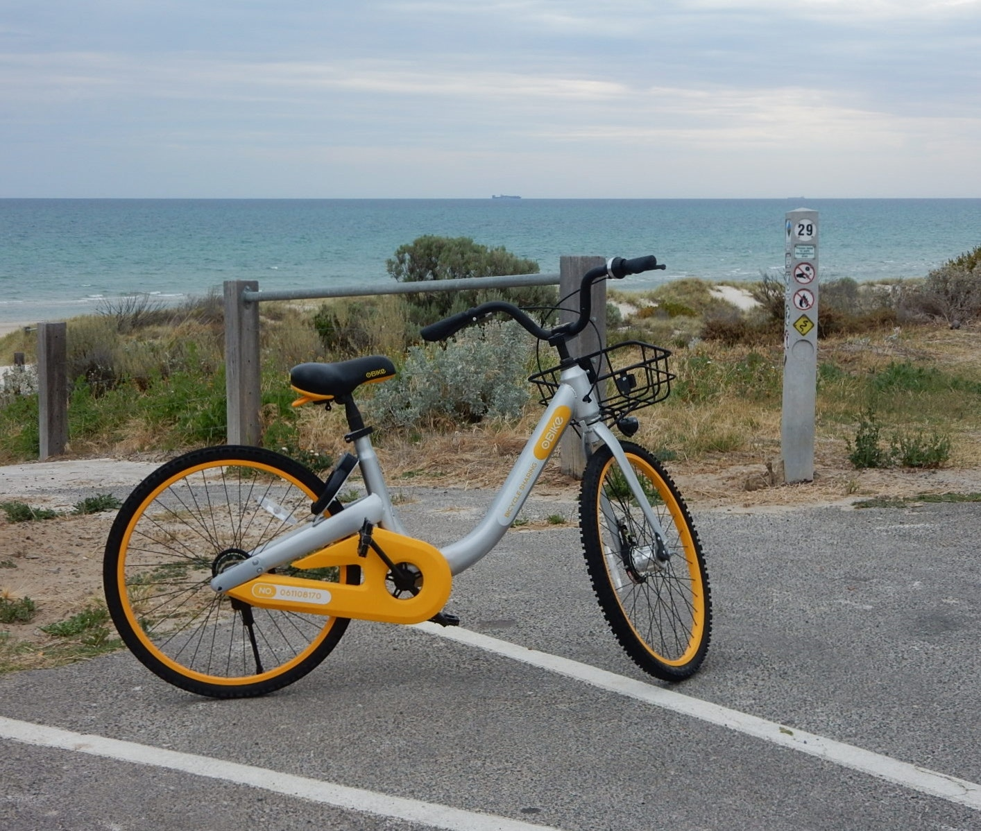 Oh no, oBikes are leaving Melbourne! But this doesn't mean bike sharing schemes are dead