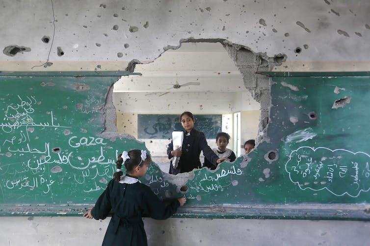 Pays en crise et éducation : quels rôles pour l'aide internationale ?