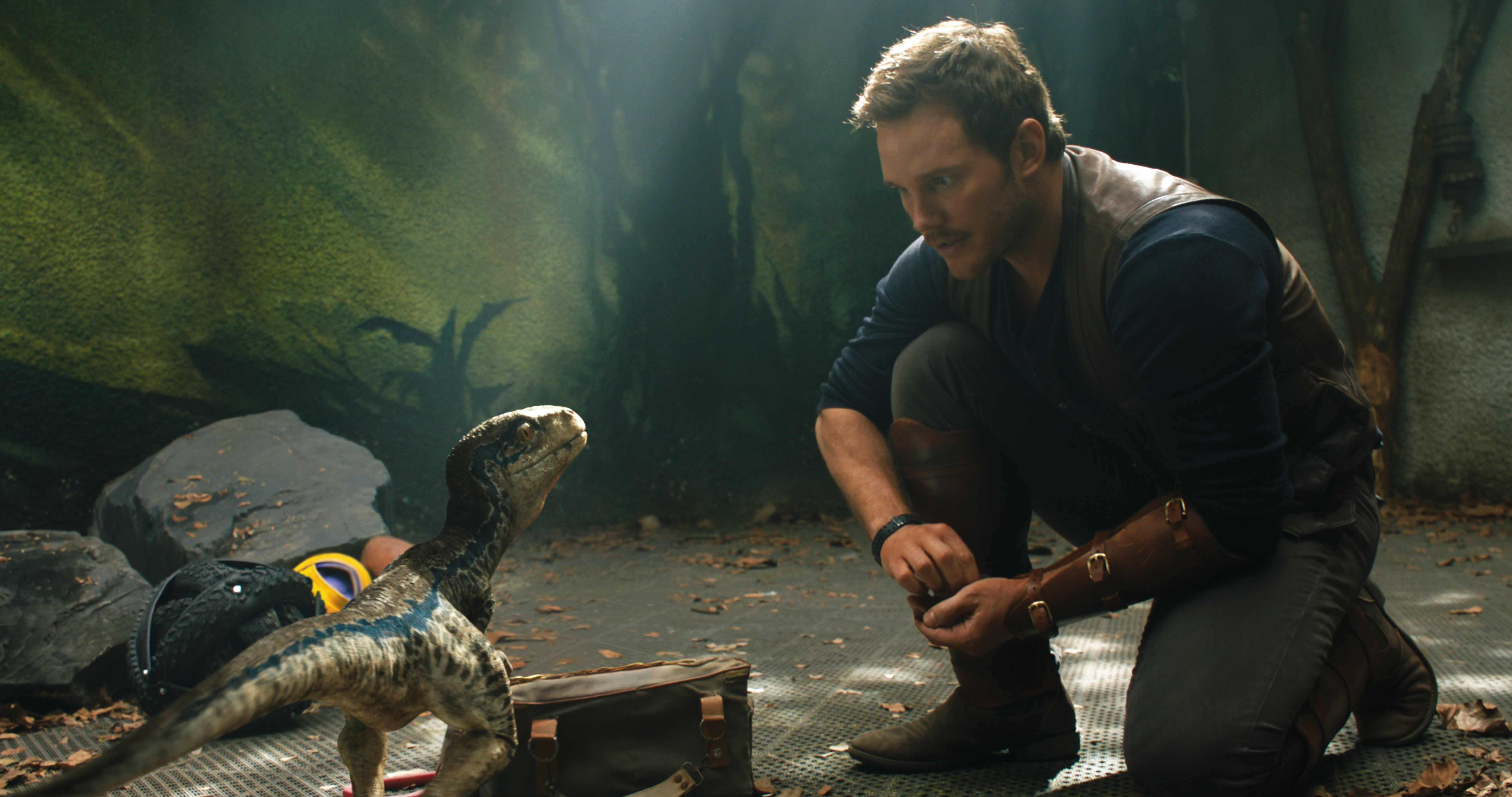 From outsized dinosaurs to outrunning hot lava in Jurassic World: Fallen Kingdom