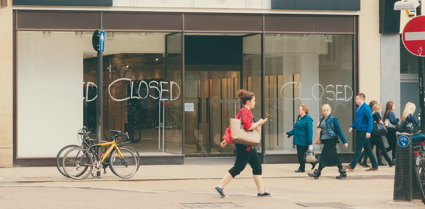 Five ways bricks-and-mortar shops can survive the onslaught of e-commerce