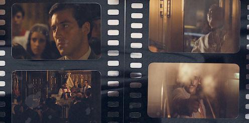 the godfather cinematography analysis