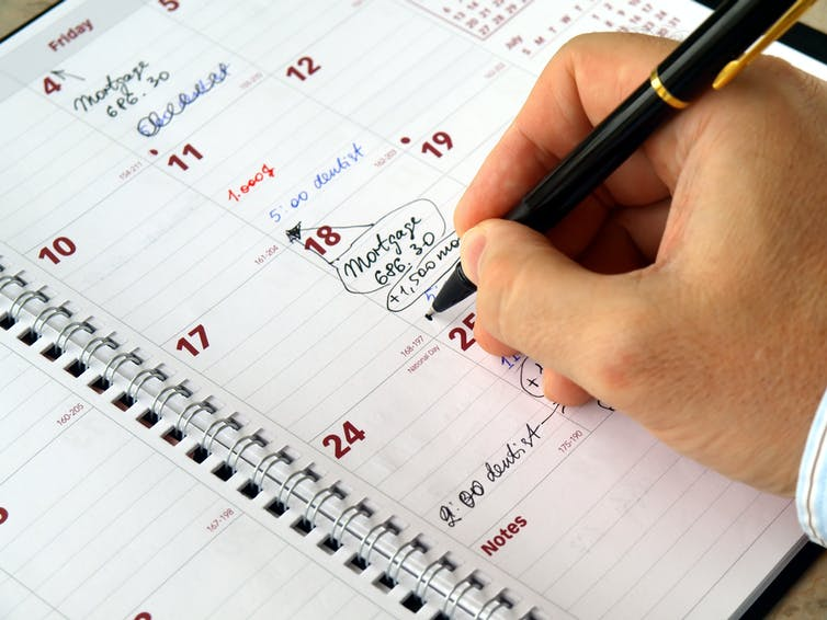 College Media Network How Setting A Schedule Can Make You Less Productive