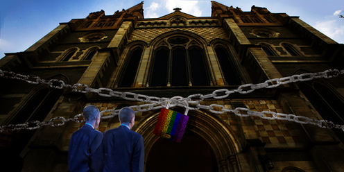 How the Anglican Church has hardened its stance against same