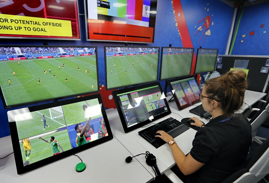 World Cup VAR: technology is transforming the beautiful game