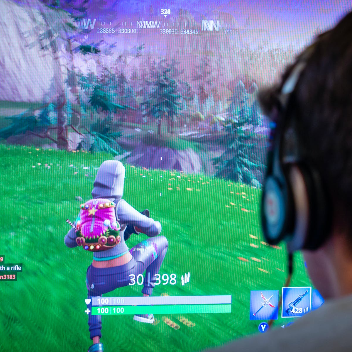 Could playing Fortnite lead to video game addiction? The World