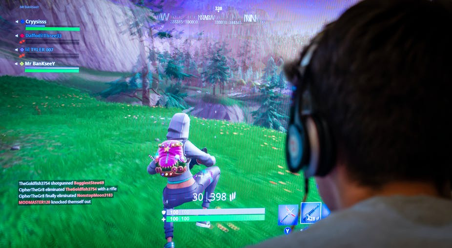 Could playing Fortnite lead to video game addiction? The