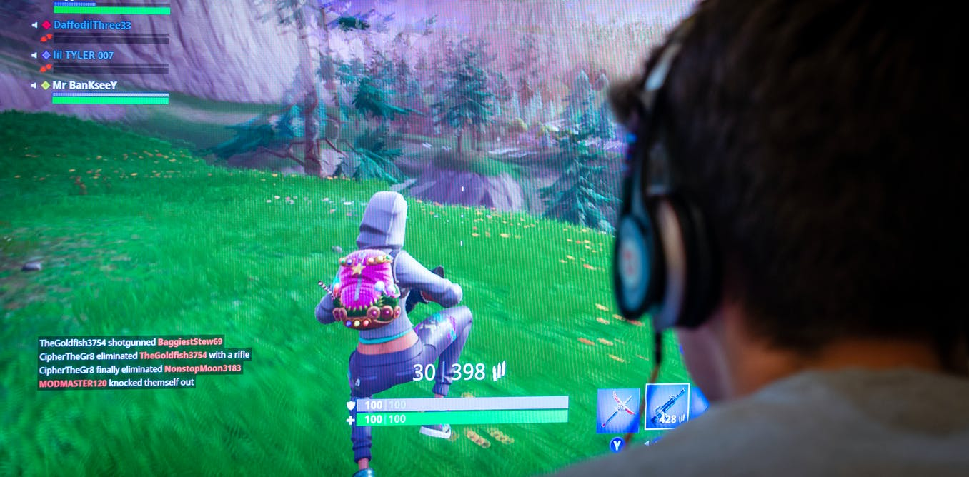 Could playing Fortnite lead to video game addiction? The World ...