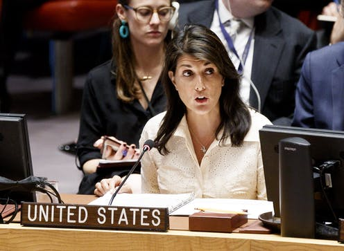 As the US leaves the UN Human Rights Council, it may leave more damage in its wake