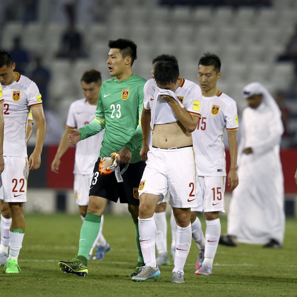 China Cannot Spend Its Way To Soccer Greatness