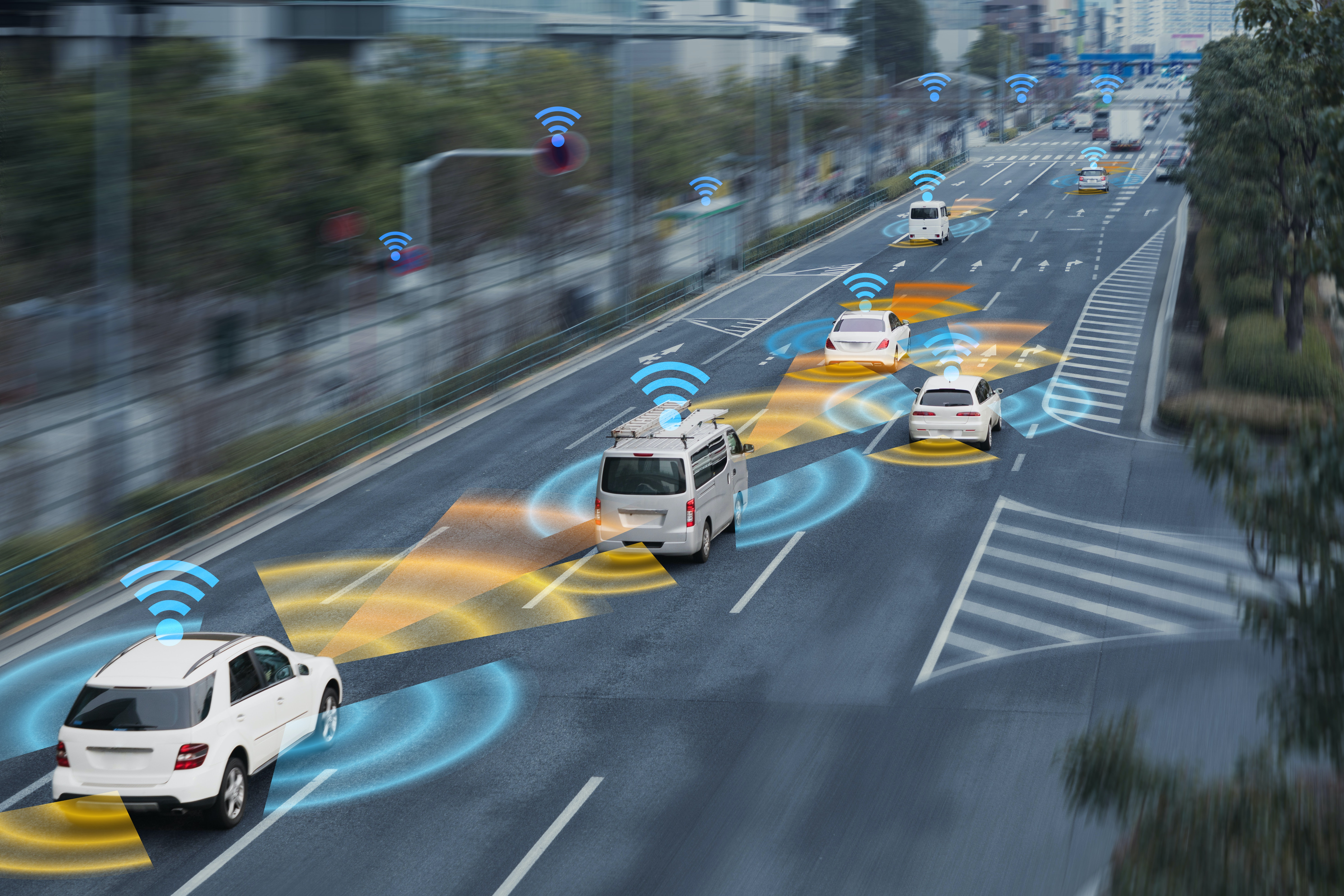 driverless cars offer new forms of control – no wonder governments